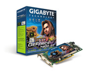 Gigabyte Graphics Card NVIDIA GeForce 7800 GT 256MB PCIE image