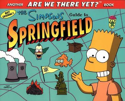 The Simpsons Guide to Springfield by Matt Groening image