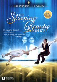 The Imperial Ice Stars - The Sleeping Beauty on Ice (DVD & CD Set) on