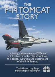 The F-14 Tomcat Story (DVD + Book) on DVD