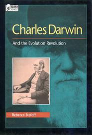 Charles Darwin by Rebecca Stefoff image