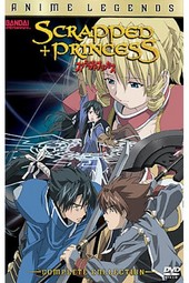 Scrapped Princess Collection (6 Disc Set) image