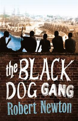 The Black Dog Gang by Robert Newton image