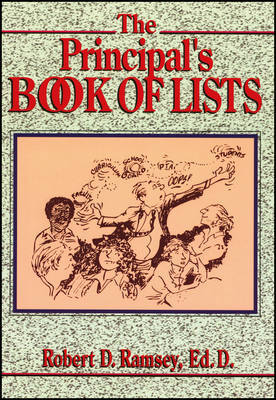 The Principal's Book of Lists by Robert D. Ramsey