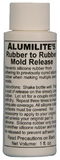 Alumilite Rubber to Rubber Mould Release (1oz)