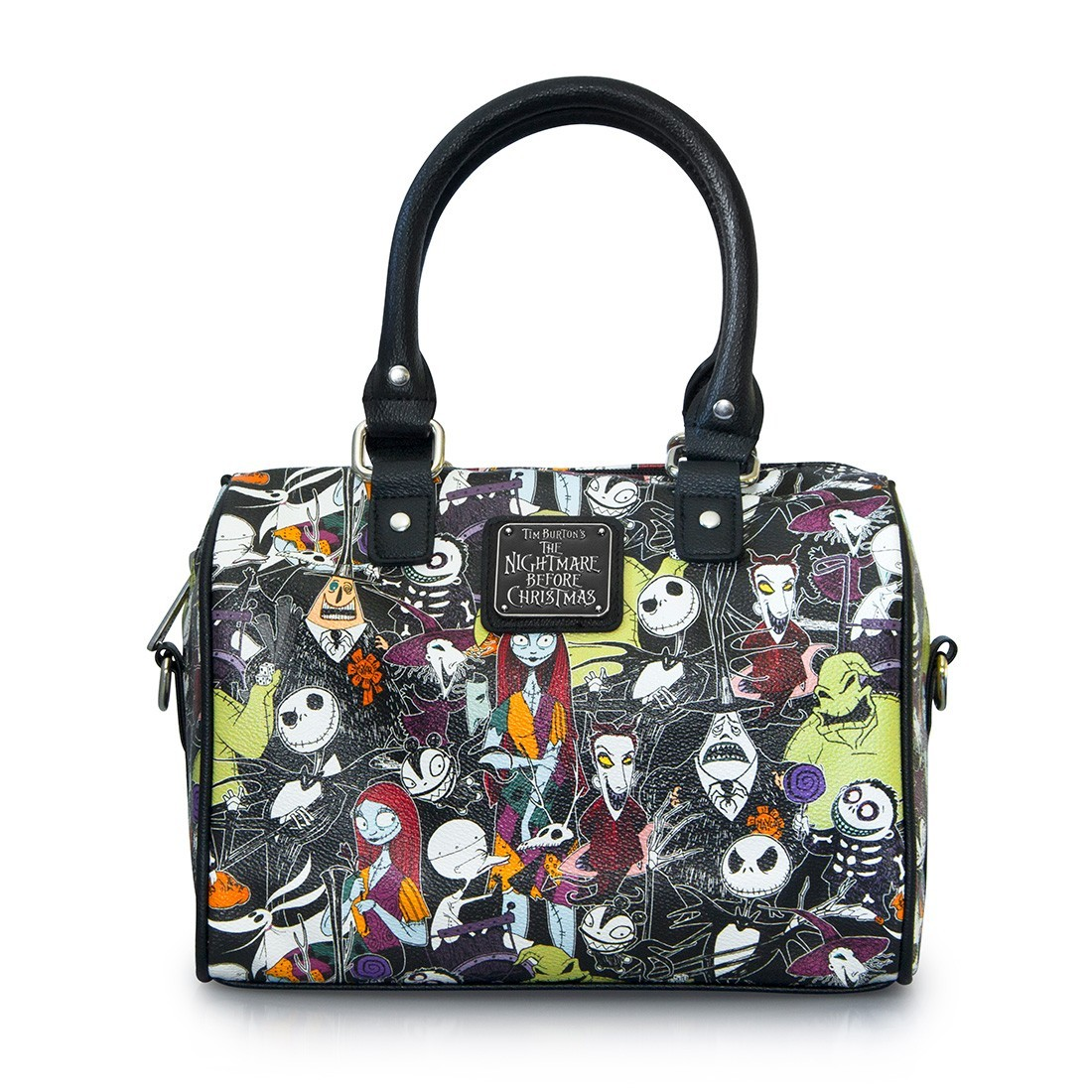 Disney Nightmare Before Christmas Duffle Bag | Women\'s | at Mighty ...