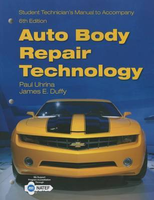 Tech Manual for Duffy's Auto Body Repair Technology by James E Duffy