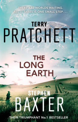 The Long Earth (Long Earth #1) (UK Ed.) by Terry Pratchett