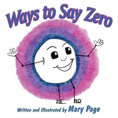 Ways to Say Zero by Mary Page