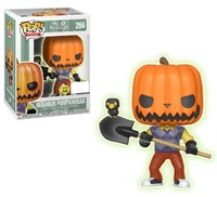 Hello Neighbor - The Neighbor (Pumpkinhead Glow) Pop! Vinyl Figure