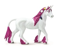 Safari: Pink Unicorn - Figurine