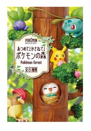 Pokemon: Collect & Stack Forest - Mini-Figure (Blind Box)