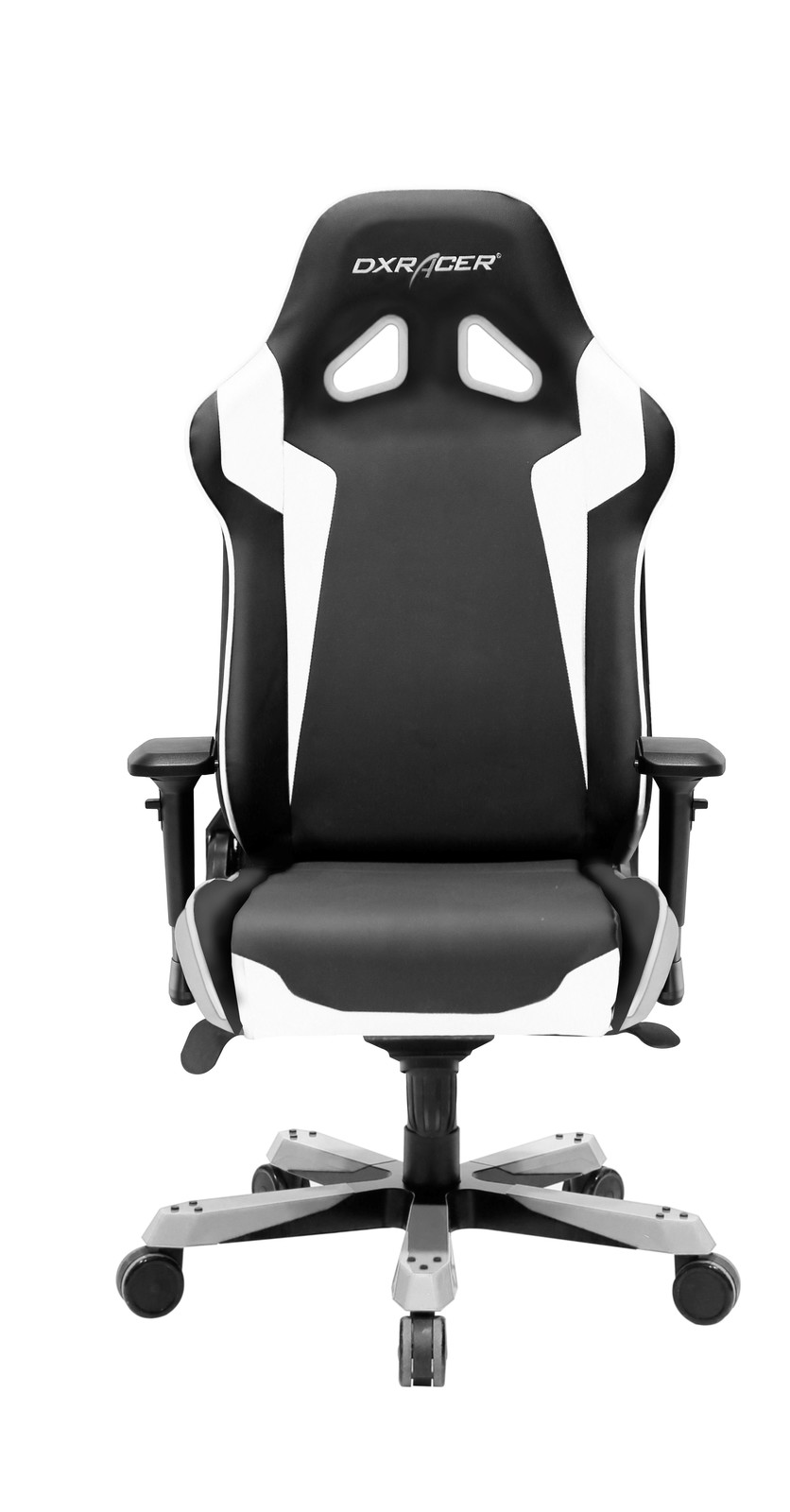 DXRacer Sentinel Series SJ00 Gaming Chair (White)