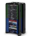Stealth Mini Media Storage Tower for