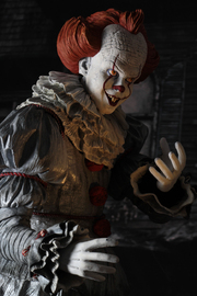 It (2017): Pennywise - 1:4 Scale Action Figure image