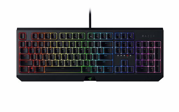 Razer BlackWidow Mechanical Gaming Keyboard (Green Switch) for PC