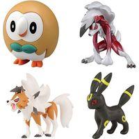 Pokemon: Moncolle EX Ash VS. Gladion Battle Set - PVC Figure