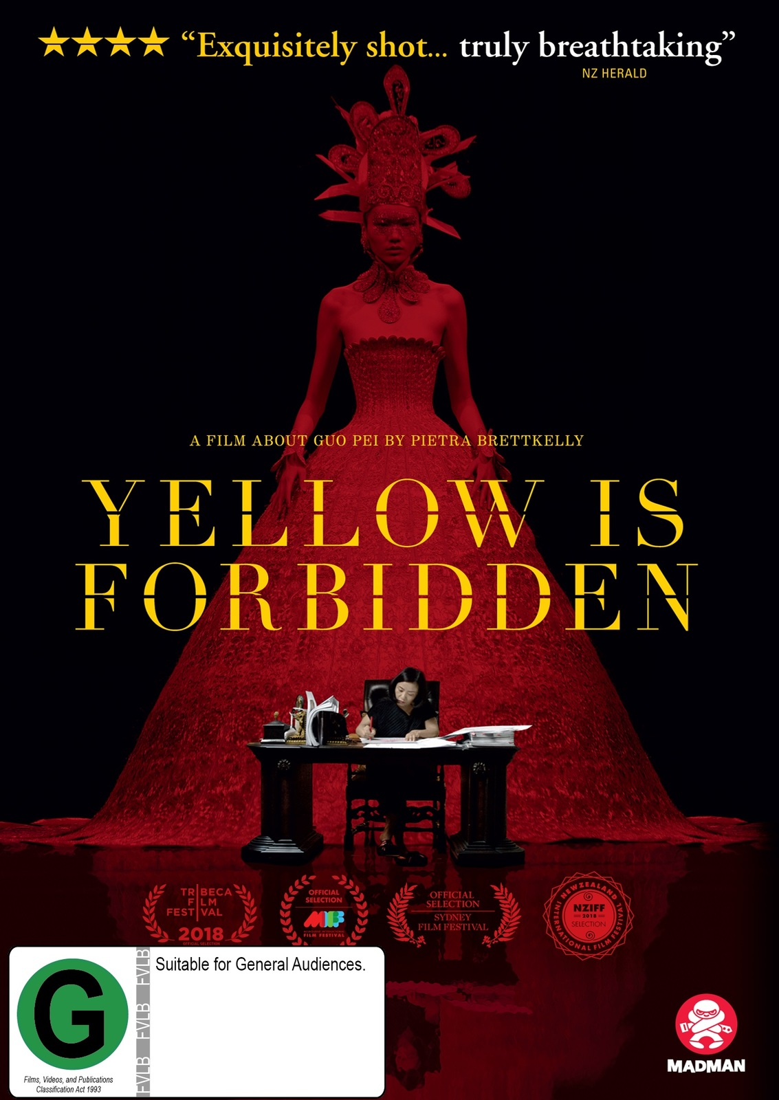 Yellow Is Forbidden image