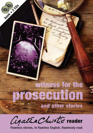 Agatha Christie Reader: v.3: Witness for the Prosecution and Other Stories by Agatha Christie image