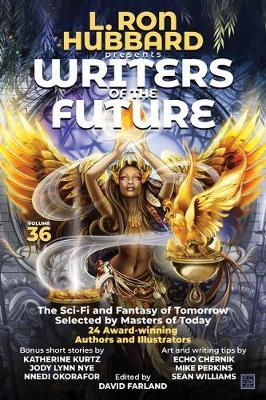 L. Ron Hubbard Presents Writers of the Future Volume 36 by L.Ron Hubbard