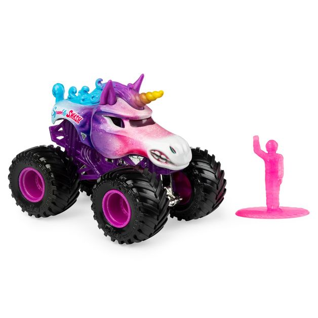 Monster Jam: 1:64 Scale Diecast Truck - Sparkle Smash