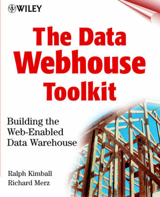 The Data Webhouse Toolkit by Ralph Kimball image