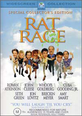 Rat Race on DVD