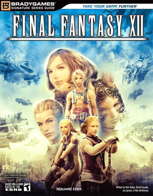 Final Fantasy XII BradyGames Strategy Guide