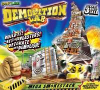 Demolition Lab - Mega Smoke Stack