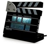 Satzuma Alarm Clock and USB Hub