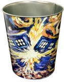 Doctor Who: Exploding TARDIS Metal Bin