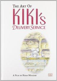 The Art of Kiki's Delivery Service by Hayao Miyazaki