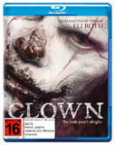 Clown on Blu-ray