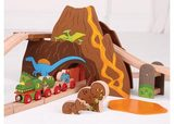 Dinosaur Train Set - 49 Pieces
