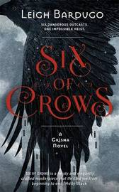 Six of Crows by Leigh Bardugo image