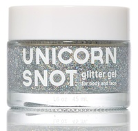 Unicorn Snot: Body Glitter Gel - Silver