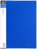 FM A4 10 Pocket Display Book - Blue