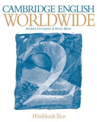 Cambridge English Worldwide Workbook 2 by Andrew Littlejohn image