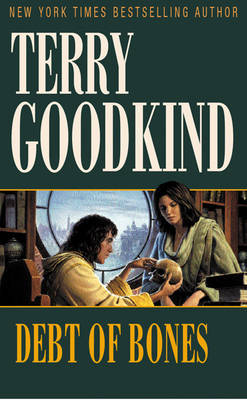 Debt of Bones by Terry Goodkind image