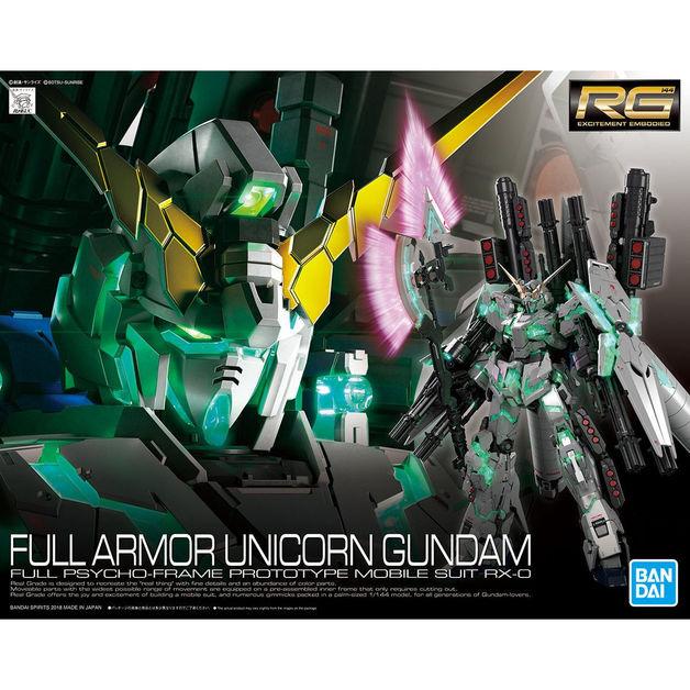 RG 1/144 Full Armor Unicorn Gundam - Model Kit