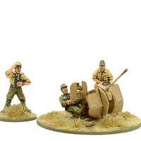 Afrika Korps 2cm Flak 38