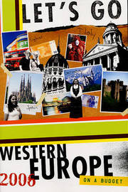 Let's Go Western Europe: 2006 by Let's Go Inc image