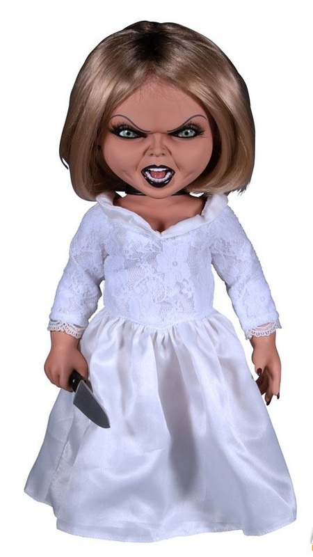 "Seed of Chucky: Talking Tiffany - 15"" Mega Scale Figure"