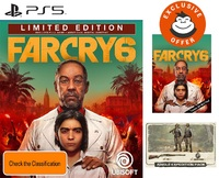 Far Cry 6 Limited Edition for PS5