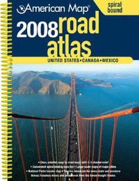 AMC US Atlas Large Format: 2008 image