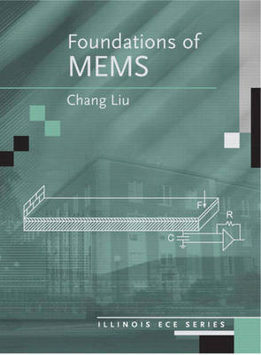 Foundations of MEMS by Liu Chang image