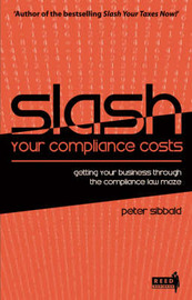 Slash Your Compliance Costs! by Peter Sibbald image