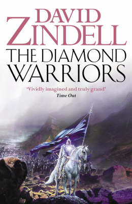 The Diamond Warriors by David Zindell image