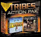 Tribes Action Pack for PC Games