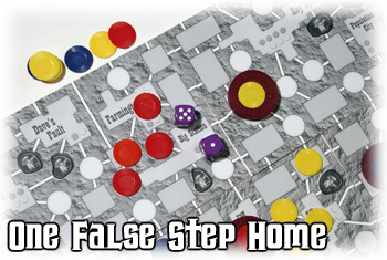 One False Step Home Expansion